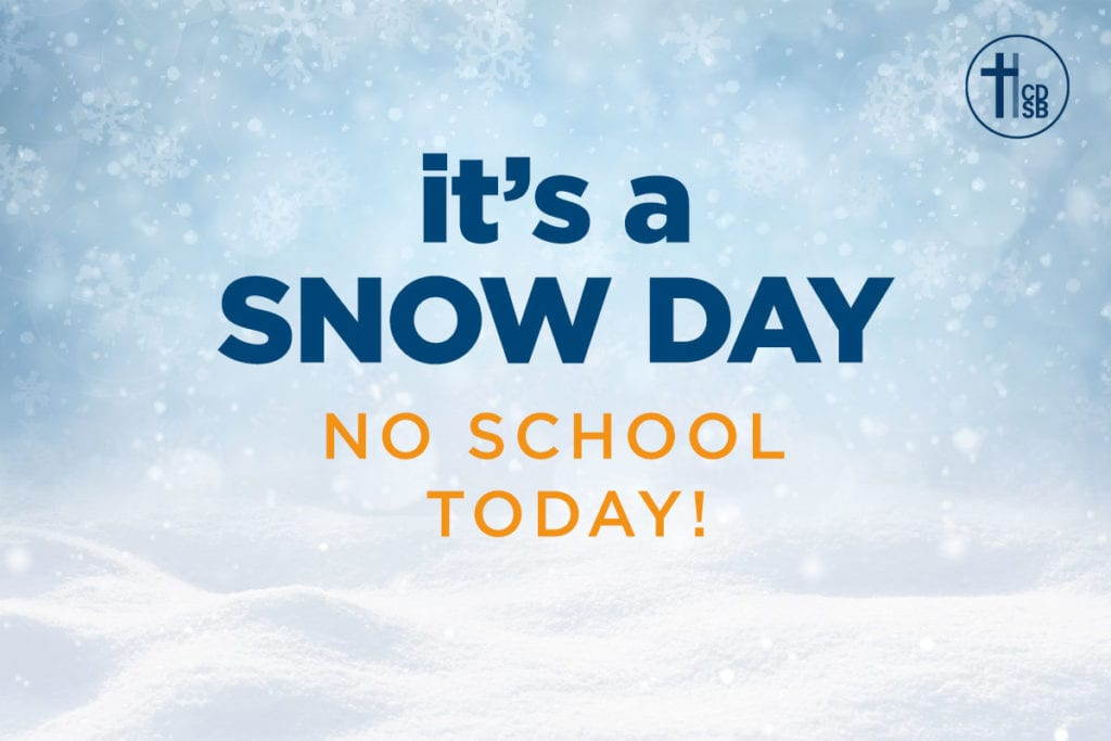 All Schools CLOSED; All Classes CANCELLED