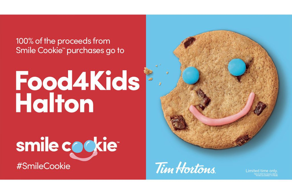 Smile Cookies to Support Oakville Students!