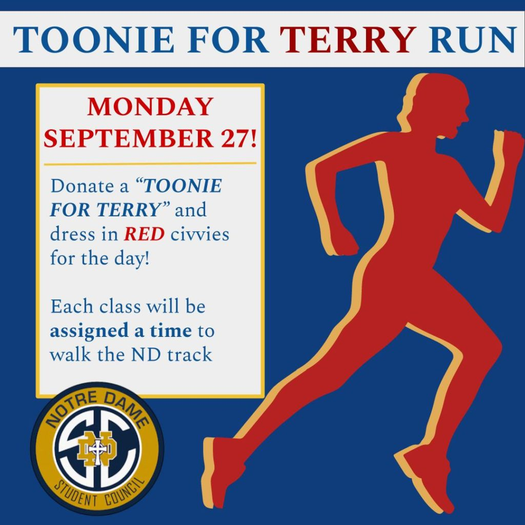 """""""Toonie for Terry"""" WALK and RED Civvies"""