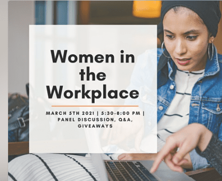 Women in the Workplace Event