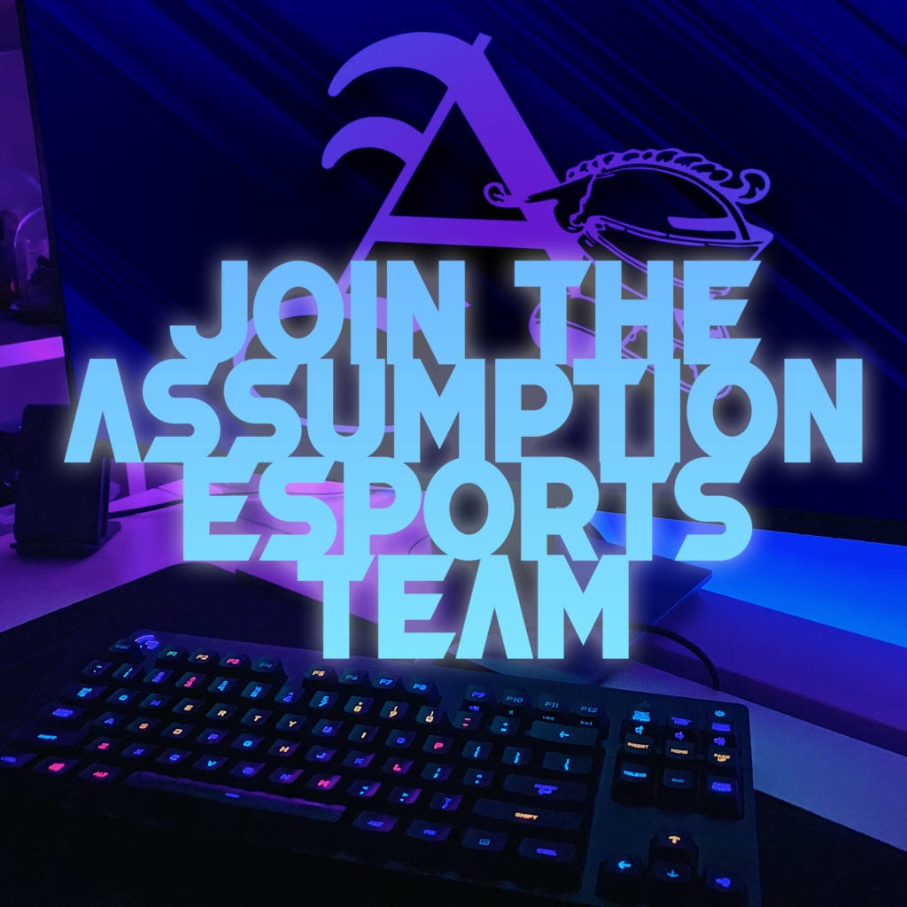 Attention Esport Gamers!