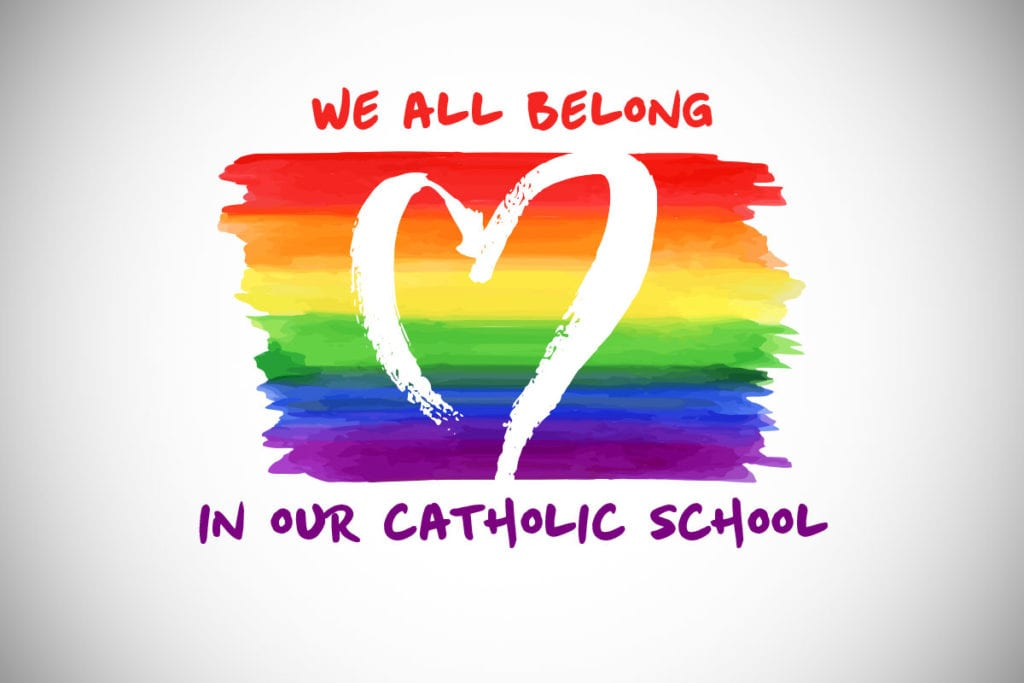 We All Belong in Our Catholic School