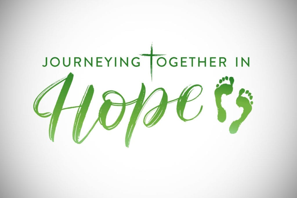 Journeying Together ~ Annual Walk with Jesus