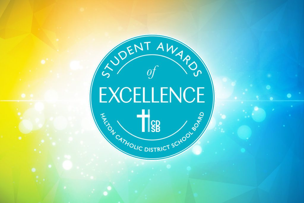 Student Awards of Excellence
