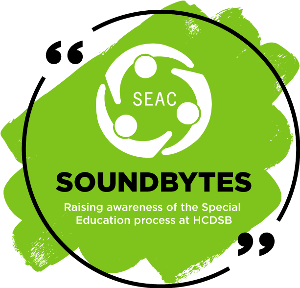 SEAC Soundbytes graphic