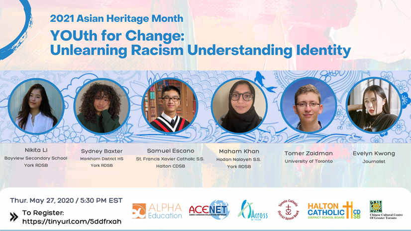 YOUth for Change: unlearning Racism Understanding Identity