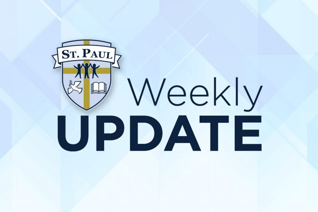 St. Paul Weekly Update – September 21-25