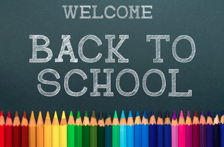 Welcome Back! 2020-2021