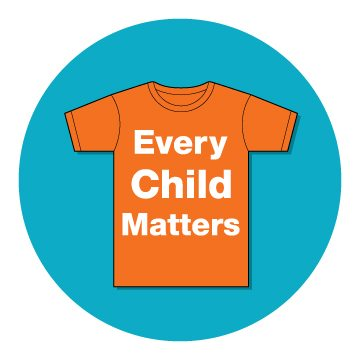 Orange Shirt Day- Every Child Matters