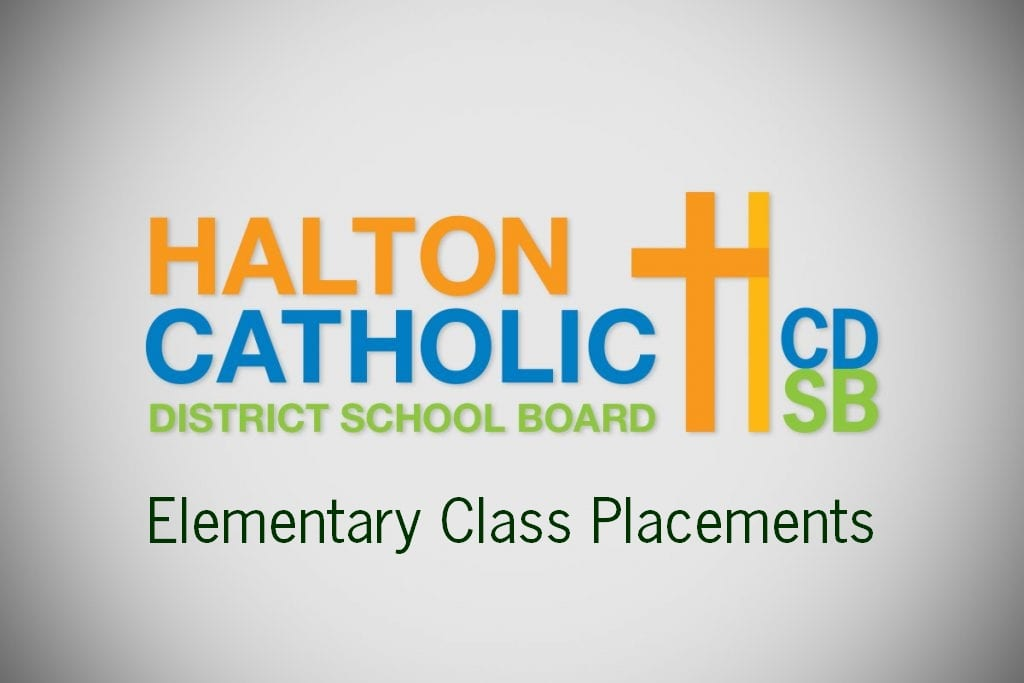 Elementary Class Placements