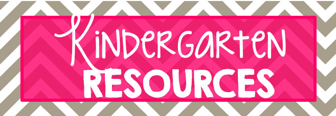 Early Years Resources for Parents of Kindergarten Students