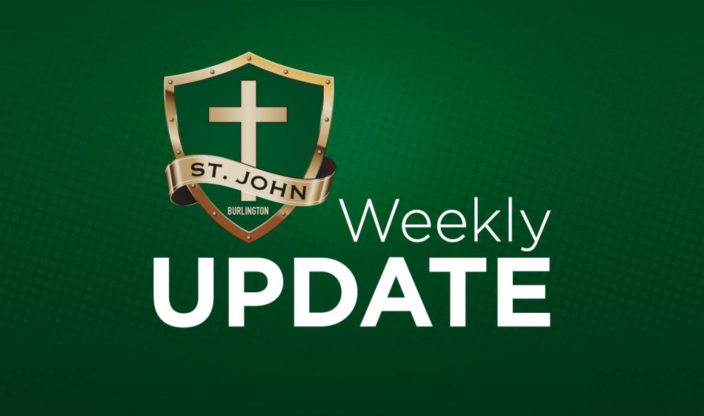 Weekly Update June 1