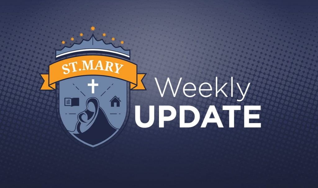 Weekly Update: October 28