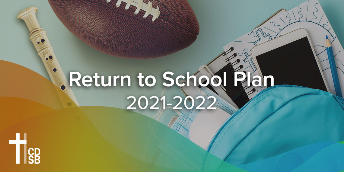 Returning to School for the 2021-2022 Year