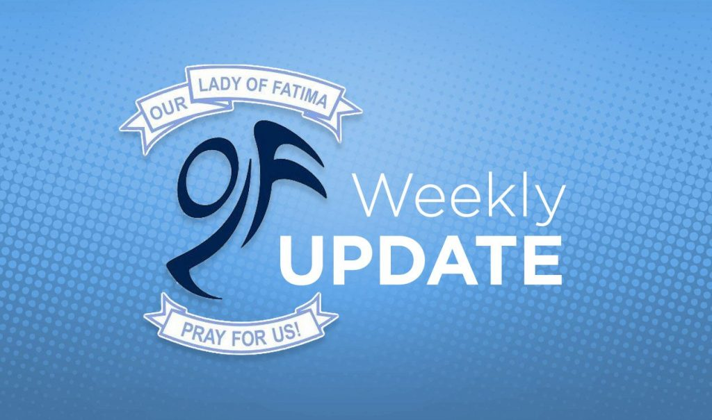 Weekly Update: June 3-7