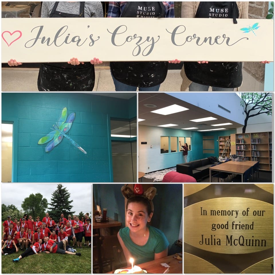 Thank you for supporting Julia's Cozy Corner