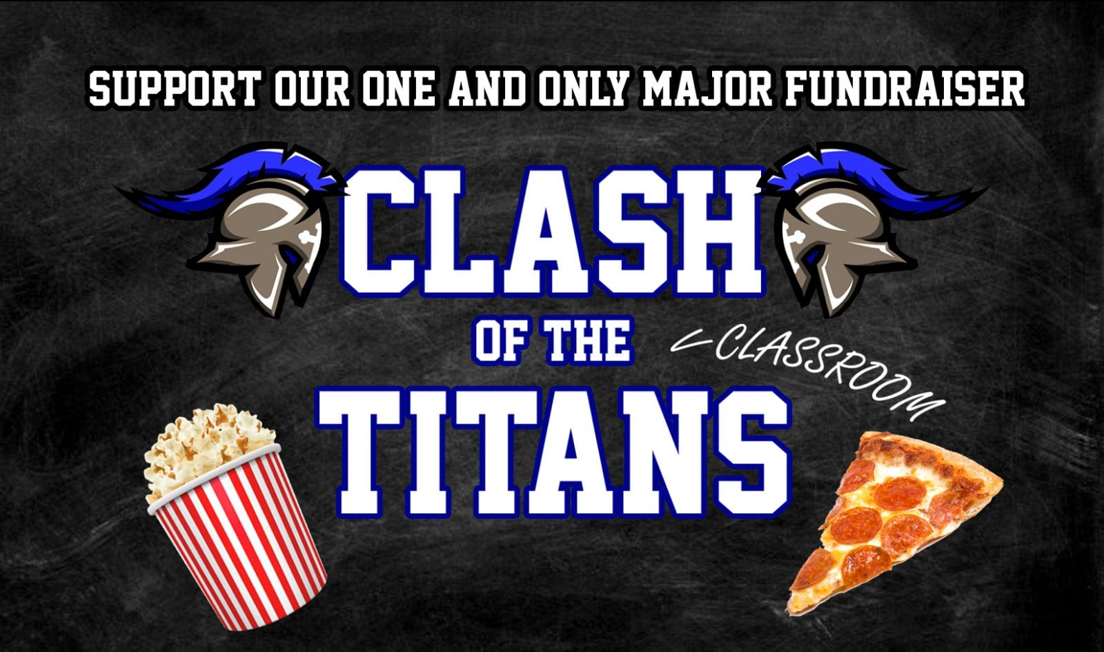 Today is the LAST DAY to donate. Please support our school.