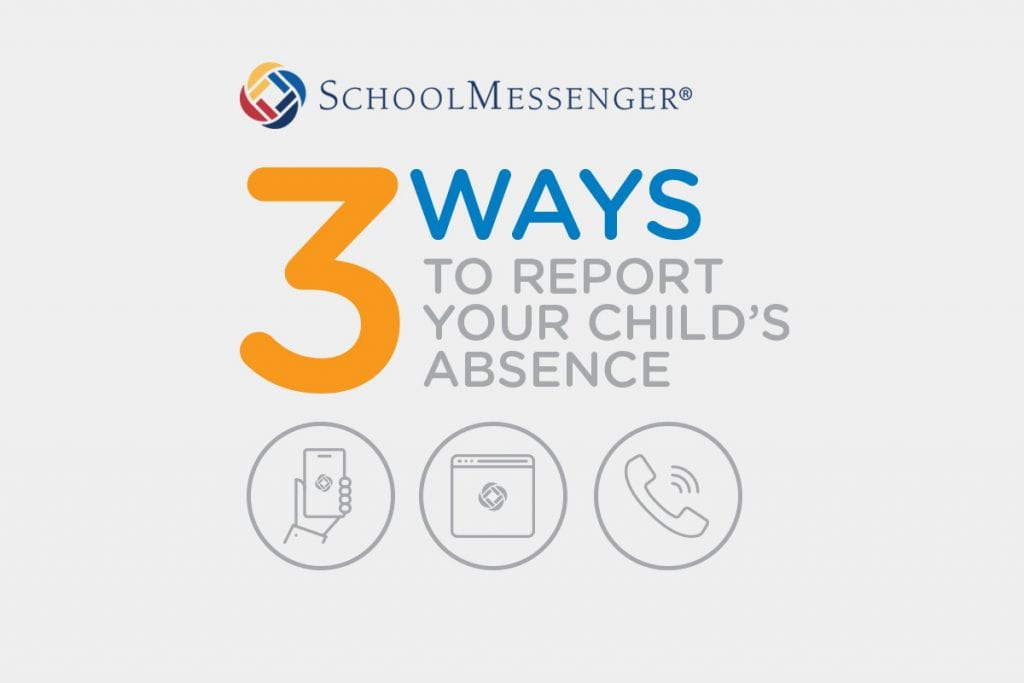 Reporting Your Child's Absence with SafeArrival