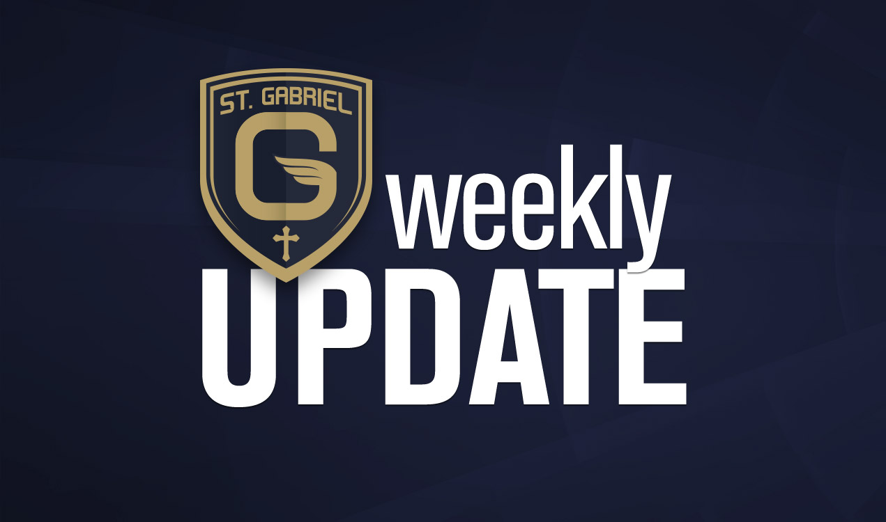 Weekly Update – September 14 – 18