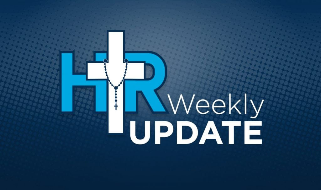 HRM Weekly Update- Oct.11