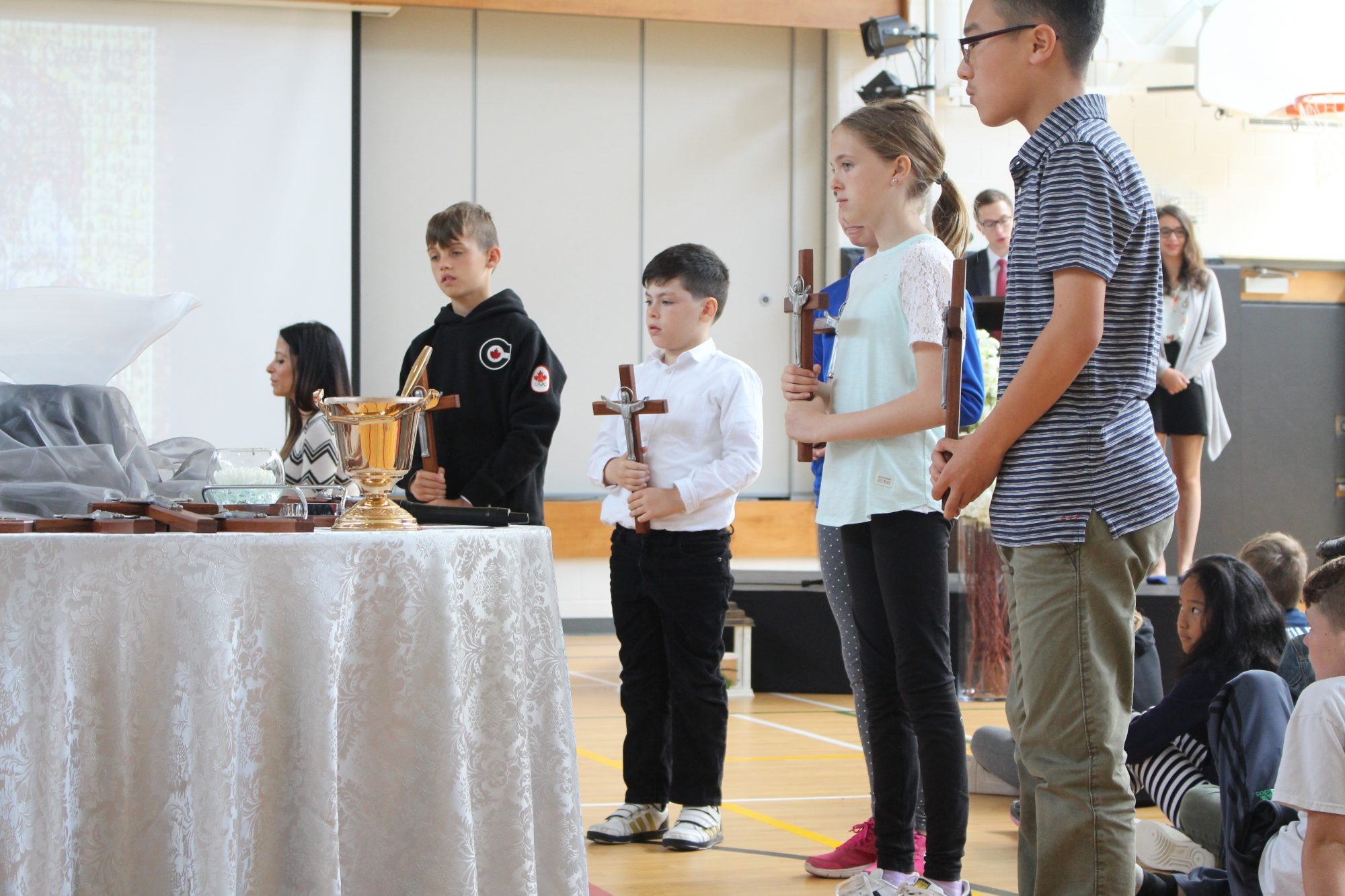A Joyous Celebration for the Blessing & Dedication of St. Gregory the Great Catholic Elementary School