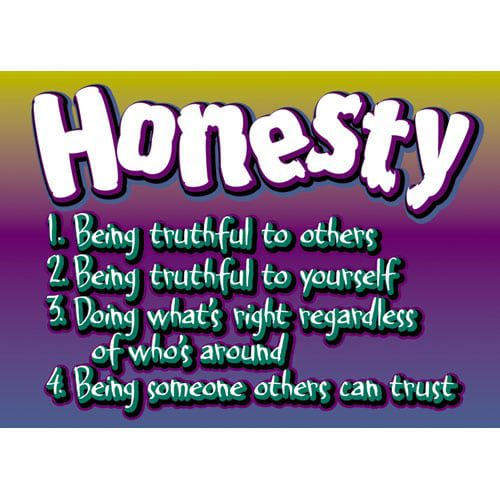Virtue of the Month – Honesty
