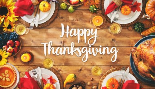 Thanksgiving Day - School is Closed