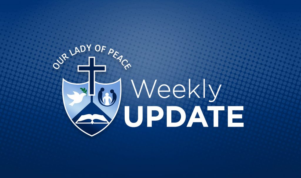 Weekly Update for June 15