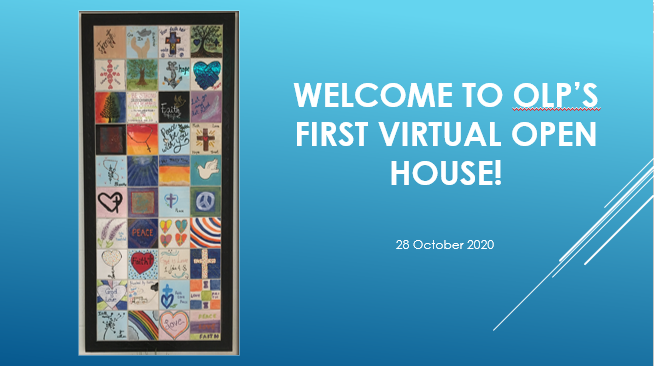 Virtual Open House – Welcome Session