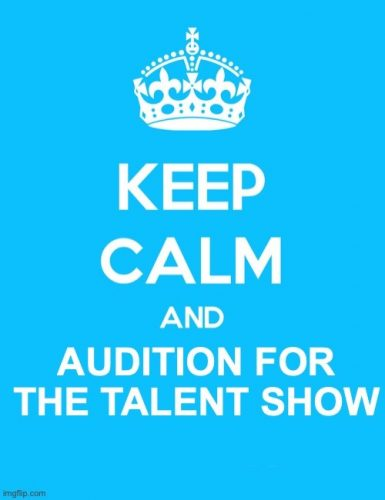 OLP's Got Talent: Virtual Edition! Submissions Due