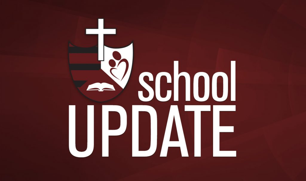 School Weekly Update January 6, 2020