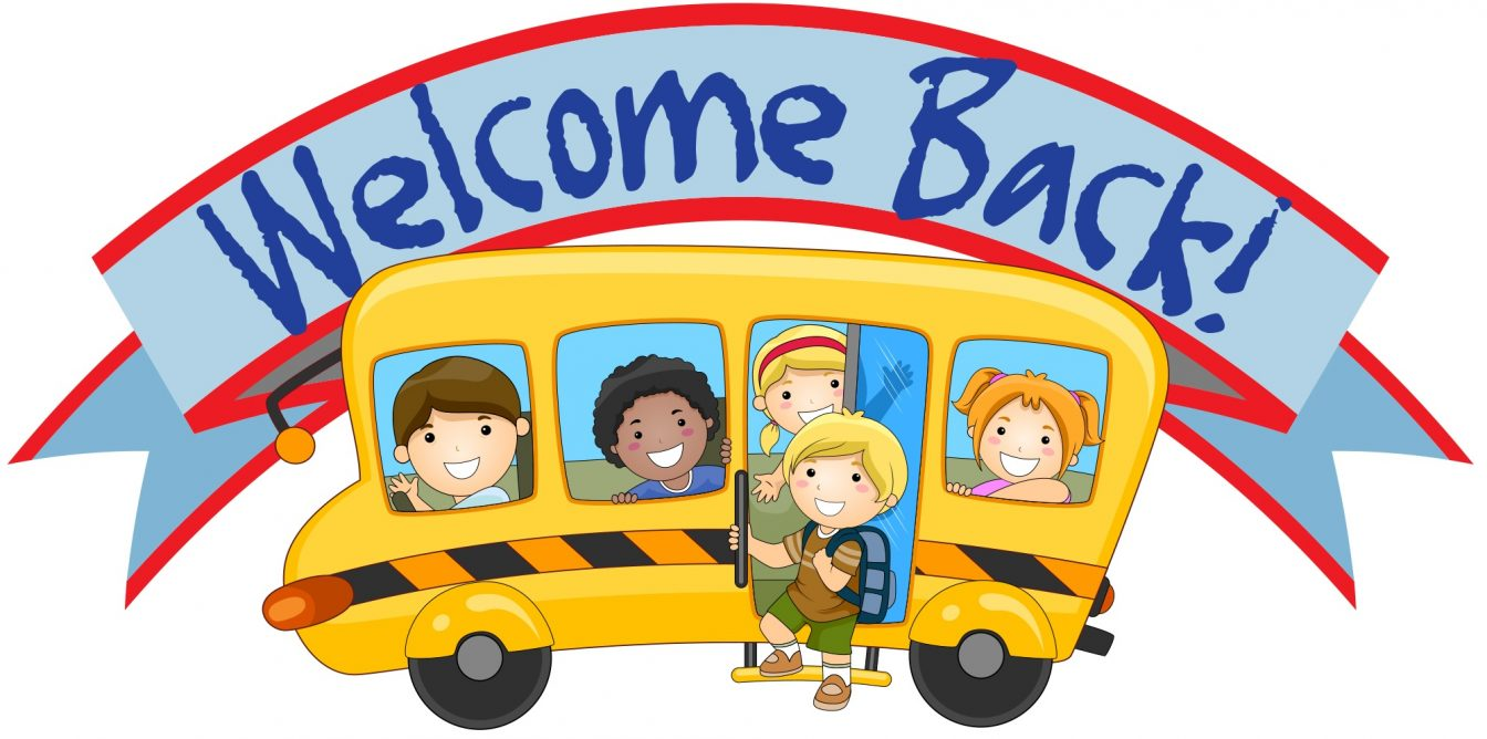 A New School Year! Welcome!