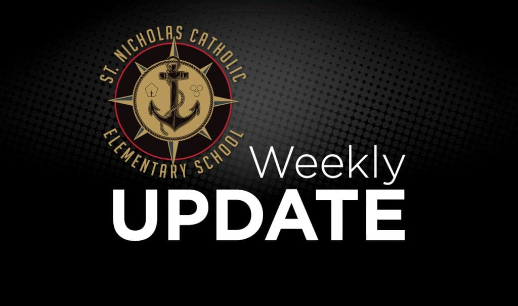 Weekly Update for September 27, 2021