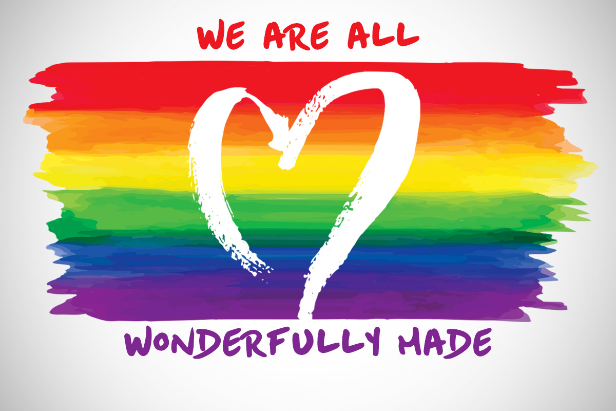 We Are All Wonderfully Made